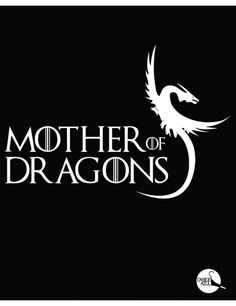 Camiseta Mother of Dragons - Game Of Thrones