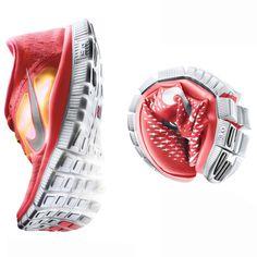 Nike Free 2012. Look so comfy.