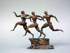 """Saatchi Art Artist Antonina Fatkhullina; Sculpture, """"Argonauts"""" #art"""