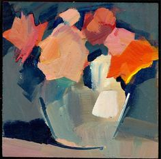 still life, acrylic, 6 x 6 $100 click here to purchase