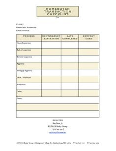 A Home Buying Checklist Organize Your Wants And Needs  House