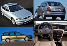 Opel Vectra B, Gen 2 (1995-2002)