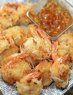 Get the Dish: Bubba Gump's Dumb Luck Coconut Shrimp