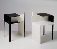 Eileen Grey, De Stiji, Table, 1922