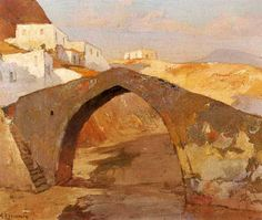 .:. Οικονόμου Μιχαήλ – Michail Oikonomou [1888-1933] Γεφύρι 2