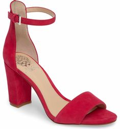 Main Image - Vince Camuto Corlina Ankle Strap Sandal (Women) (Nordstrom Exclusive)