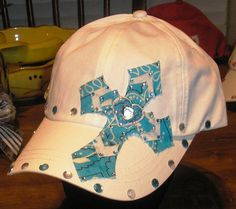 NEW Blog Post:  How to Make Crafty Baseball Hats with Lots of Bling!  Go to http://hautecraftycreations.blogspot.com/