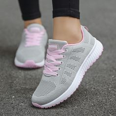 Women Shoes Super Light Sneakers For Women Vulcanize Shoes Sport Basket Femme Walking White Sneakers Women Casual Tenis Feminino - Blue 9 Source by CreativeDreamscape Shoes Fashion casual Tenis Casual, Casual Sneakers, White Sneakers, Sneakers Fashion, Casual Shoes, Fashion Shoes, White Shoes, New Fashion, Shoes Style