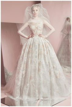 Zuhair Murad Spring Summer 2016 Bridal Collection