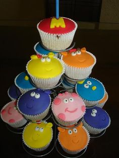 cupcake backyardigans