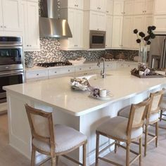 White Quartz Kitchen Countertops That Withstand Almost Anything