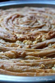 Greek Sweets, Greek Desserts, Greek Recipes, Apple Pie, Food Art, Food Processor Recipes, Food To Make, Food And Drink, Appetizers