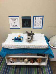 43 Ideas pet preschool theme play areas - Home Schooling İdeas Dramatic Play Themes, Dramatic Play Area, Dramatic Play Centers, Preschool Dramatic Play, Community Helpers Preschool, Home Daycare, Preschool Classroom, Pet Theme Preschool, Creative Curriculum