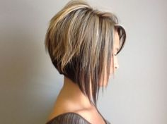 30 Popular Stacked A-line Bob Hairstyles