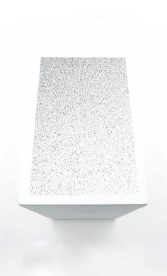 Ryoji Ikeda   the transcendental [nº3], 2008   LED dislpay, computer, speaker, wooden panels
