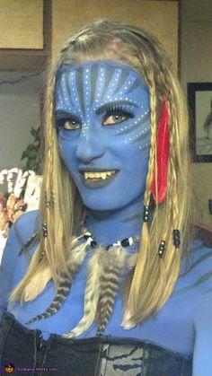 Avatar Costume - Halloween Costume Contest via @costumeworks
