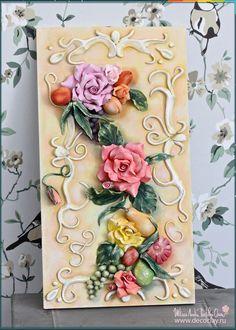 made by Irina Svetaylo www.decoclay.ru