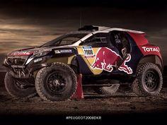 Peugeot 2008 DKR Lindo clima de foto