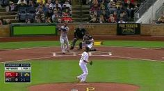 STL@PIT: Heyward launches a grand slam to extend lead... 09-30-15