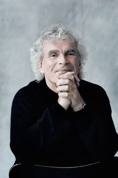 Sir Simon Rattle - Since 2002 Chief Conductor of the Berliner Philharmoniker & Artistic Director of Philharmonie Berlin Music Tv, New Music, Music Like, Selena Quintanilla, Romeo Santos, David Guetta, Ballet Music, Daddy Yankee, Orchestra