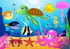 kids wall murals | Images have an artpainting4you.eu watermark. The final product does ...