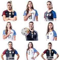 US Soccer Team                                                                                                                                                                                 More
