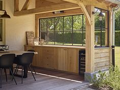 Outdoor Kitchen Patio, Outside Patio, Outdoor Rooms, Outdoor Living, Outdoor Patios, Outdoor Kitchens, Pergola Patio, Backyard, Patio Awnings