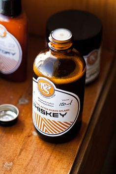 WHISKEY After-Shave Splash, by Portland General Store
