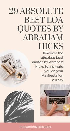 Discover 29 Abraham Hicks Quotes to inspire you to manifest your dreams to reality. abraham hicks quotes, abraham hicks quotes law of attraction, abraham hicks affirmations, abraham hicks quotes happiness, law of attraction quotes, manifestation law of attraction quotes, lawofattractionquote #manifestingquote #pinkquote #abrahamhicksquote #abrahamhicks #estherhicks #thepathprovides Manifestation Law Of Attraction, Law Of Attraction Affirmations, Law Quotes, Law Of Attraction Love, Pink Quotes, Abraham Hicks Quotes, Manifesting Money, Money Affirmations, Happiness