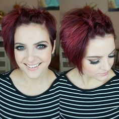 A new hair tutorial just finished uploading!
