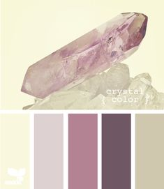 crystal colour my bedroom with the light grey and dark prune for off set colours