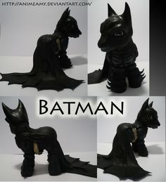My little pony Batman