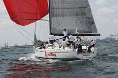 Castigatori de regata: Skipper Iulia