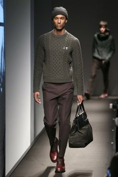 Rag & Bone Men's Fall 2014 - Slideshow
