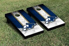 Cornhole Game Set - Akron Zips Vintage Version - 15837 https://www.fanprint.com/licenses/akron-zips?ref=5750