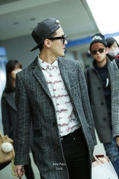 EXO Sehun stylish
