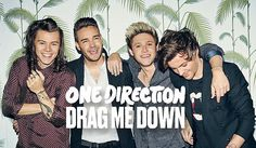 Early Release Drag me Down: One Direction