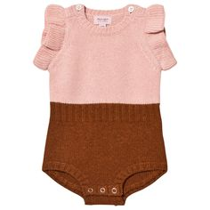 Noa Noa Miniature Baby Body Evening Sand Evening Sand