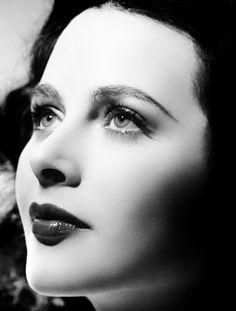 Hedy Lamarr, 1940.