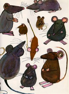John Burningham's ABC by my vintage book collection (in blog form), via Flickr