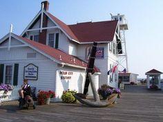 Lifesaving Station Museum, Ocean City, MD
