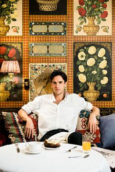 5 Interior Designers With Impeccable Personal Style - Patrick Mele