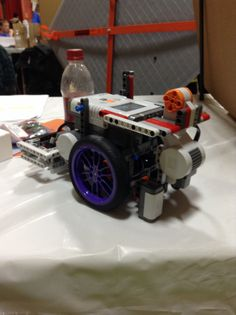 Our robot for competition.