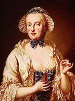 Herzogin Charlotte Amalie von Sachsen-Meiningen / CHarlotte Amelie von Hessen-Philippsthal