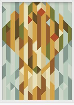 geometric patterns - christopher gray