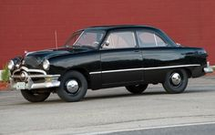1950 Ford Coupe - My mom had a 49 and she loved that car. Memories!!