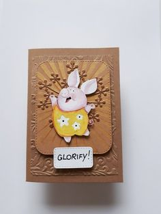 Tongue in cheak fat positivity card Mixed Media Cards, Fat Art, Unique Gifts, Handmade Gifts, Fat Positive, Body Love, Love Cards, Greeting Cards Handmade, Paper Crafts
