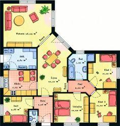 ... grundriss eg jpg 455 480 grundrisse bungalow grundrisse haus ideen