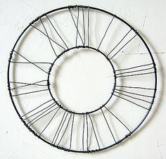 Wire Clock-DIY
