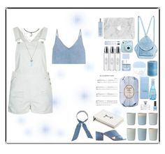 """""""All Denim, Head to Toe"""" by amber-mistry ❤ liked on Polyvore featuring M.i.h Jeans, Topshop, donni charm, Sigerson Morrison, MANU Atelier, Pier 1 Imports, Fujifilm, Byredo, La Prairie and Pré de Provence"""